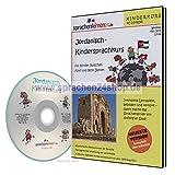 Jordanisch-Kindersprachkurs auf CD, Jordanisch lernen für Kinder