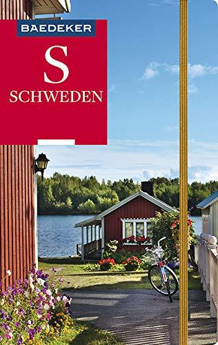 Baedeker Reiseführer Schweden: mit GROSSER REISEKARTE