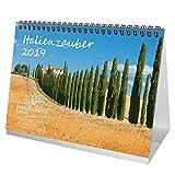 Calendario de mesa 2019, DIN A5, Toscana, Adria, Gardasee, vacaciones, mar, edición de magia marina