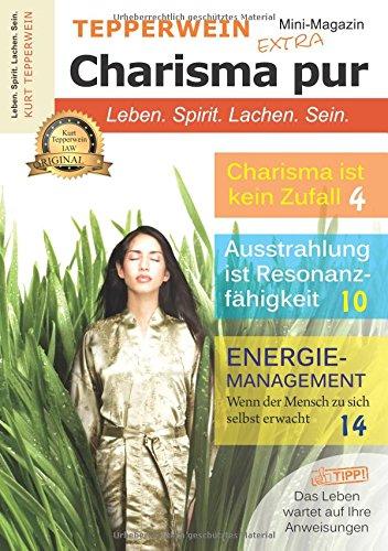 Tepperwein - Das Mini-Magazin der neuen Generation: Charisma pur (Magazin Mini)