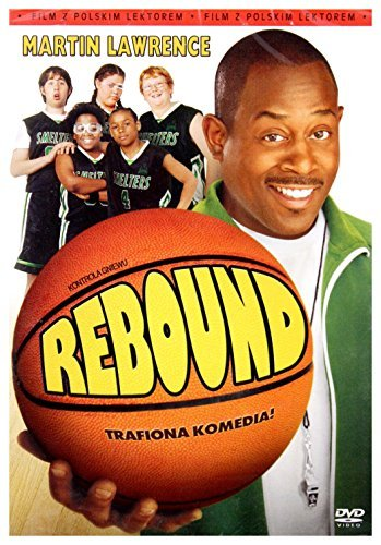 Rebound [DVD] [Region 2] (English audio. English subtitles) by Martin Lawrence