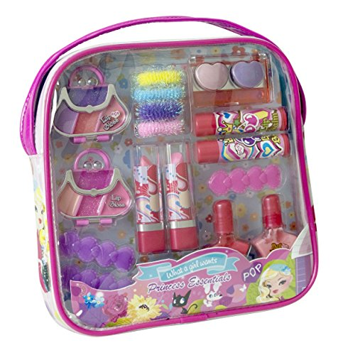 POP- Princess Essentials Neceser repleto