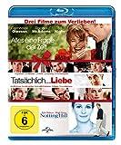 Alles eine Frage der Zeit/Tatsächlich ... Liebe/Notting Hill [Blu-ray]