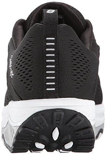 Skechers - Shape-ups 2.0, Scarpe da ginnastica Donna Nero (Nero (Bkw))