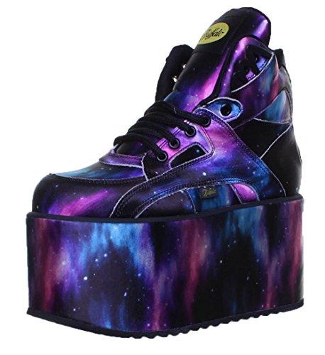 Buffalo 1300-10, Sneaker donna, viola (Purple RK1), 41 EU