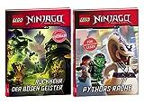 LEGO NINJAGO  Rückkehr der bösen Geister + LEGO NINJAGO  Pythors Rache