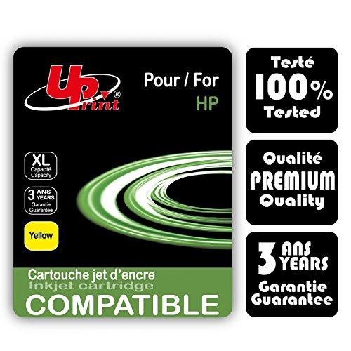HP - CN628AE - JAUNE - Grande Capacité - Economique - Qualité équivalente à la cartouche d'origine - Garanties et Assistance - Le Meilleur rapport Qualité/Prix - Expédié depuis la FRANCE