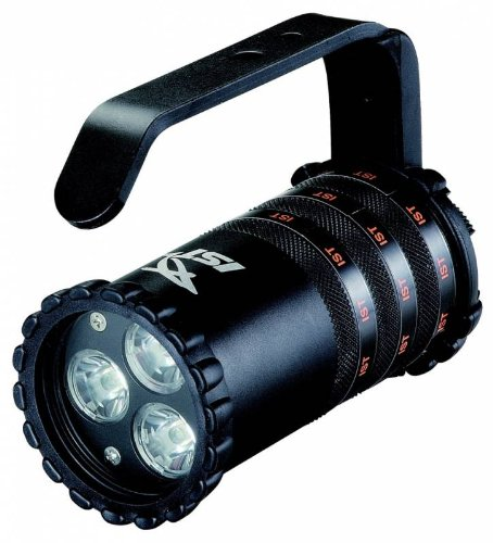T-100 Taucherlampe LED Cree 3 x 3 W 20 000 Lux NEW