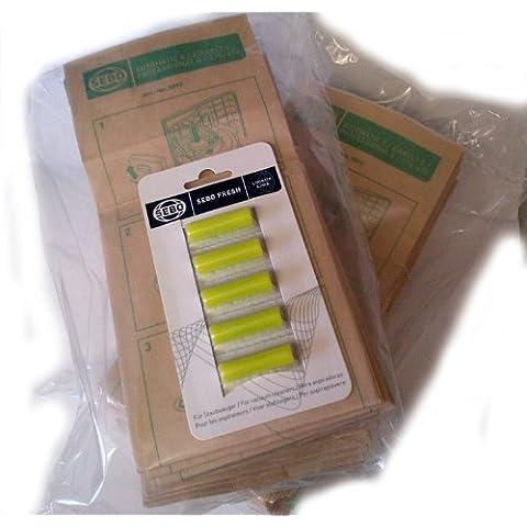 Sebo-Sacchetti per aspirapolvere serie x, 10 x 20 x 5