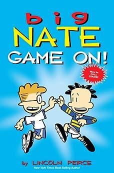 Big Nate: Game On! (English Edition) van [Peirce, Lincoln]
