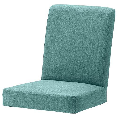 duck egg blue ersatz bezug f r ikea henriksdal stuhl esszimmerstuhl stoff in leinenoptik. Black Bedroom Furniture Sets. Home Design Ideas