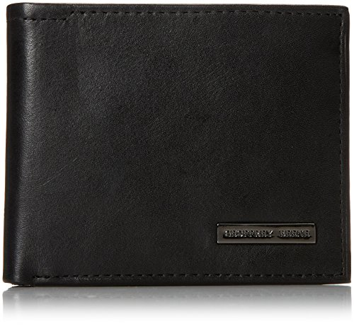 geoffrey-beene-mens-double-billfold-with-polished-plaque-logo-black-gunmetal-one-size