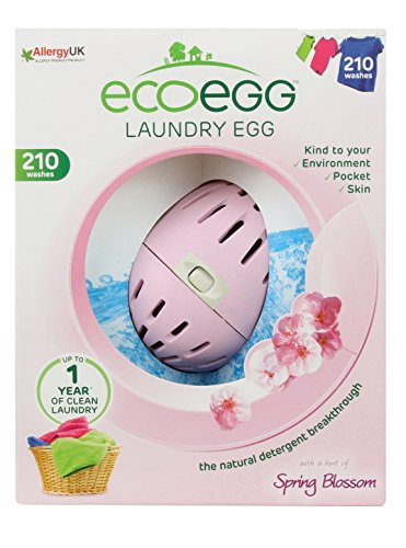 Ecoegg Laundry Egg (210 Washes) - Spring Blossom