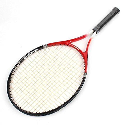 DealMux Outdoor-Aktivitäten 4 5/8 'Grip Carbon-Aluminium-Legierung Tennisschläger Schläger -