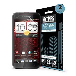 EMPIRE Premium CLEAR Screen Protector for HTC DROID DNA