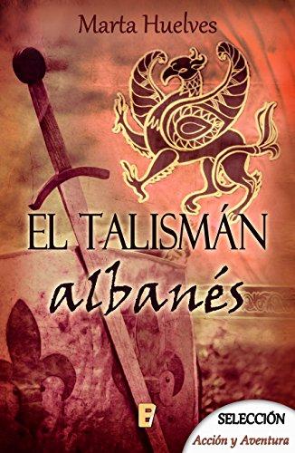 Talismán Albanés por Marta Huelves