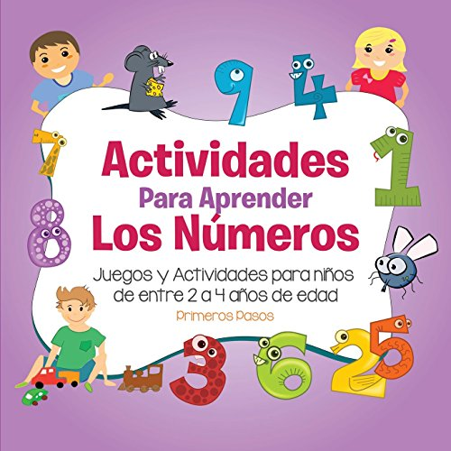 Actividades para Aprender los Números: Juegos y Actividades para niños de entre...