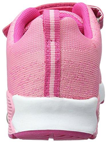 KangaROOS Mädchen Kanga S Sneaker Pink (Rose/Magenta)