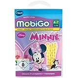VTech 80-252904 - MobiGo Lernspiel Minnies Schleifen Boutique