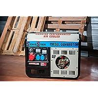 Generador de corriente diesel 3600 W – 220/380 ...