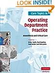 Core Topics in Operating Department P...
