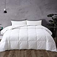 Regency Cotton Down Proof King Duvet, White, 240 x 260 cm, RGY_DP_DVT_K