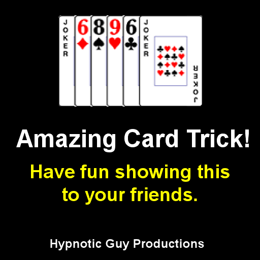 Amazing Card Trick! - Easy to Do