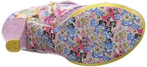 Irregular Choice  Miaow, Escarpins femme Pink (Pink Multi)