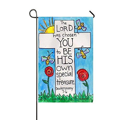 nuohaoshangmao You Are My Sunshine Sunflower Garden Flag House Flag Decoration Double Sided Flag 12.5 x 18 inch