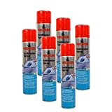 Nigrin 6X 74045 Entfroster-Spray 400 ml