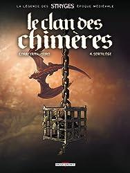 Clan des chimères T04 Sortilège (Réédition)