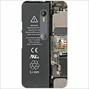 Motorola Moto G (3rd gen) Back Cover - Abstract Designer Cases