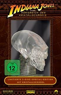 Indiana Jones und das Königreich des Kristallschädels (Limited Special Edition, 2 DVDs + Kristallschädel)
