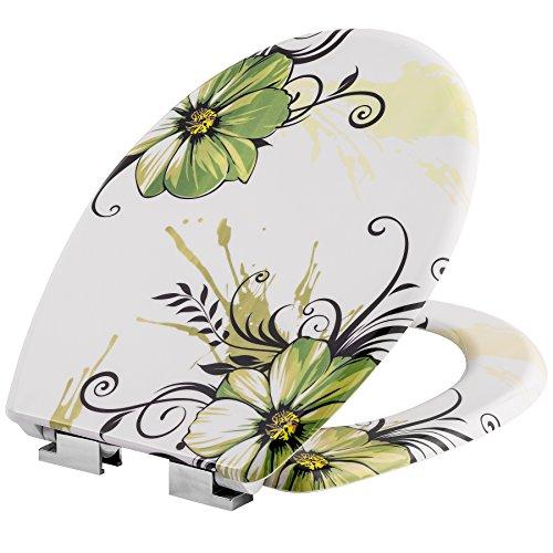tectake-abattant-wc-frein-de-chute-soft-close-siege-de-toilette-cuvette-siege-lunette-fleurs