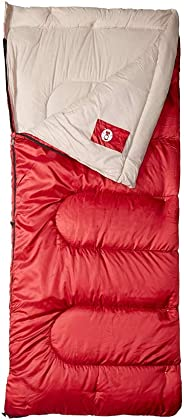 Coleman Palmetto, Cool Weather Sleeping Bag, Temp (-1.1 °C to 10 °C), 1.4 Kg