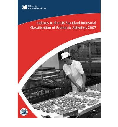 Index to the UK Standard Industrial Classification of Economic