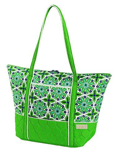 cinda-b-super-tote-verde-bonita-one-size