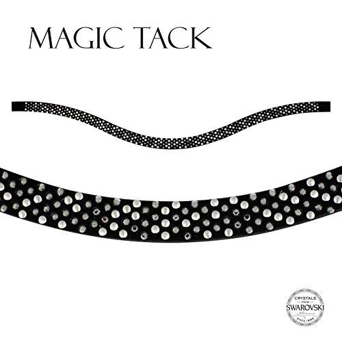 stubben-inlay-2010-magic-tack-lang-geschwungen-chessboard-black-diamond