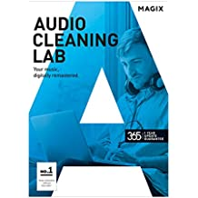 MAGIX Audio Cleaning Lab - 2017 - Your music, digitally remastered [Download]