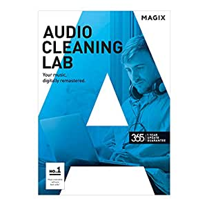 magix audio cleaning lab 2017 remasterisation num rique t l chargement logiciels. Black Bedroom Furniture Sets. Home Design Ideas
