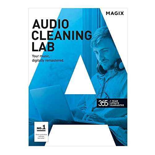 MAGIX Audio Cleaning Lab - 2017 - Ihre Musik digital Remastered [Download] -