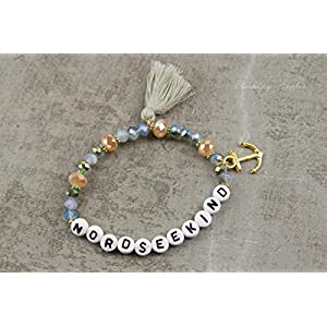 Nordseekind - Armband / Boho Style, Armcandy