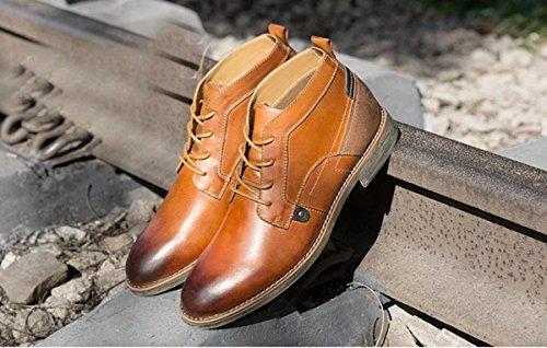Minitoo ,  Herren Chukka Boots Braun