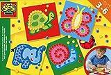 SES Creative 14611 Mosaike, gelb