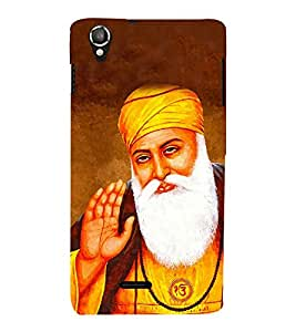 Fiobs Designer Phone Back Case Cover Lava Iris X8 ( Punjab Guru Waheguru Guru Nanak )