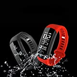 Mens And Womens Smartwatches30m Waterproof Measuring Heart Rate Pedometer Intelligent Compatible Apple Men And Women Student Bluetooth Watch Sport Watch C