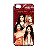 UltradüNnem HandyhüLle Apple iPhone 5(S)/iPhone SE HüLle,Pretty Little Liars Handy ZubehöR,TV Show Pretty Little Liars Staffel 7 HüLle,TPU Silikon Schutz Handy HüLle