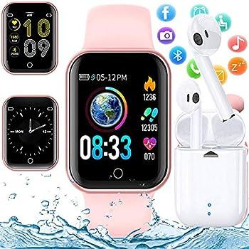 Reloj Inteligente, 1.4 Inch Smartwatch with Monitoreo de ...