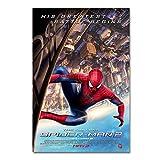 zgmtj Poster The Amazing Silk Poster Prints Movie Immagini a Parete Home Room Decor Cloth Artwork