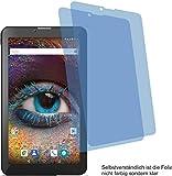2X ANTIREFLEX matt Schutzfolie für Odys Pyro 7 Plus 3G Displayschutzfolie Bildschirmschutzfolie Schutzhülle Displayschutz Displayfolie Folie